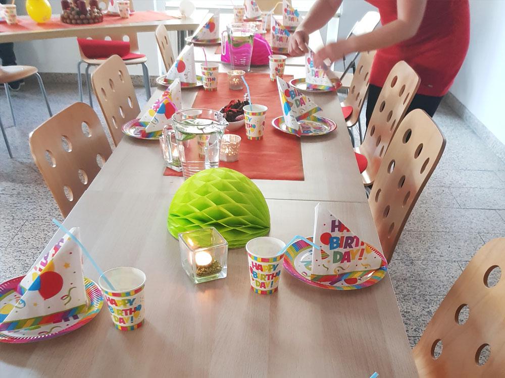 Kinderkochstudio (bis 20 Personen)